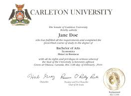 university degree certificate sample sample graduation certificate template