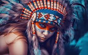 Red Indian Wallpapers - Wallpaper Cave