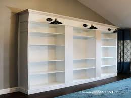 expedit lighting. Expedit Lighting. Ikea Billy Bookcase Library Hack Wall And Walls Lighting I