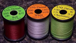 Video Understanding Tying Thread Sizes Orvis News