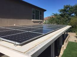 simply put it s a structure to hold your solar panels when your roof cannot