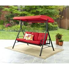 3 person patio swing with canopy outdoor furniture swing chair patio swing with canopy outdoor backyard 3 person patio swing