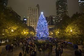 christmas tree lighting chicago. Chicago\u0027s Christmas Tree Is A 62-foot Spruce From Suburban Grayslake - Chicago Tribune Lighting O