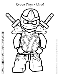 Ninjago Free Printable Coloring Pages Free Printable Lego Ninjago