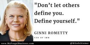 Ibm Quote Adorable Bootstrap Business Ginni Rometty Quotes For Entrepreneur Inspiration