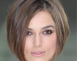 účesy Pro Střední Vlasy A Kulatý Obličej Krásné Rány Pro Plnou Tvář
