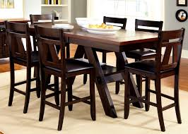 Solid Cherry Dining Room Table Furniture Knockout Modern Walnut Table Wenge Finish Dining Oval