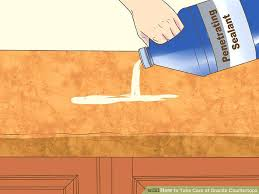 how to get stains off granite countertops granite kitchen stains out of granite countertops clean water