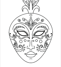 Mask Templates For Adults Impressive Masquerade Mask Template Pinterest Google Search For Masks Thaimailco