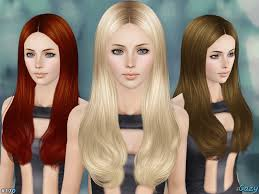 Cazy's Jodie Hairstyle - T-E