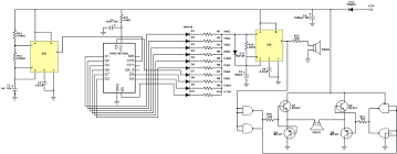schematics com online schematic drawing tool this circuit is built to repel mosquito using high frequency sound the design is comprised
