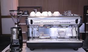 Máy pha cà phê Nuova Simonelli Appia Volumetric 2 Group - Cung cấp máy pha  cà phê chuyên nghiệp
