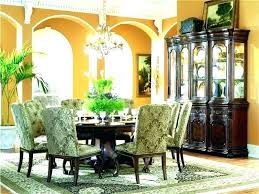 round dining room tables for 8 wonderful round table that seats 8 awesome round dining room