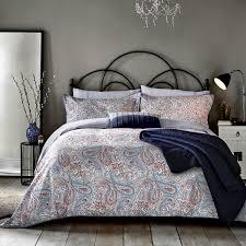 damara bedding paisley