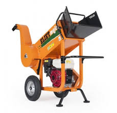 garden shredder. Eliet Major 4S (Honda GX270) Petrol Garden Shredder D