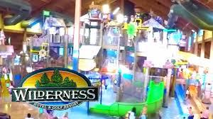 wisconsin dells wilderness resort 3 indoor waterparks theme park