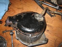 van s porsche engine build alternator for a porsche 914