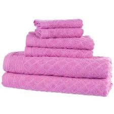 decorative bath towels purple. Purple Bath Towels 6 Piece Towel Decorative C