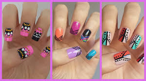 Quick And Easy Nail Designs For Beginners at Best 2017 Nail ...