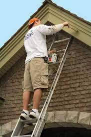 painting exterior trim. painting exterior trim is a surefire way to make the outside of your house look new home and garden - howstuffworks