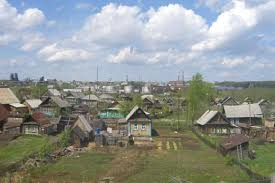Image result for Russian village