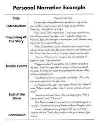 narrative example essay broken appointment essays narrative essay  narrative example essay personal essay thesis statement examples unique law school narrative essay graphic organizer 4th