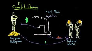 theories of deviance conflict theory there are a few ways that conflict theory can begin to form including