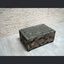volcanic stone center table with glass loading zoom