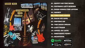 Songs For The Road Chris Rea Road Songs For Lovers Cd Album Sampler