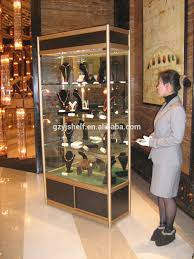 Metal Glass Display Cabinet Modern Glass Display Cabinetmetal Toy Display Cabinet With Glass