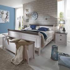 Schlafzimmerset Lando In Weiß Grau Landhaus Wohnende