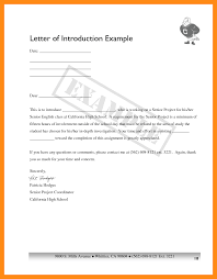 7 Letter Of Introduction Job Actor Resumed
