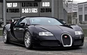 Only 450 of them will ever be made. Til At Top Speed The Bugatti Veyron Will Empty Its 26 Gallon Tank In 12 Minutes Todayilearned