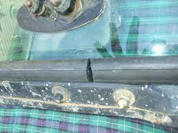 install a bobcat skid steer door glass
