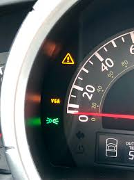 2007 Honda Pilot Vsa Light Comes On Help Vsa Triangle Exclamation Icons Showing On Dask