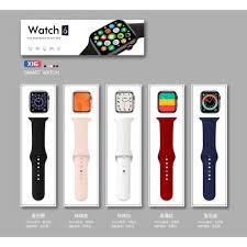 Đồng Hồ Thông Minh W6 - Smart Watch 6 Series 6 - Màn Hình Tràn Viền - Kháng  Nước Giá Rẻ - BẢO HÀNH 3 THÁNG LỖI 1 ĐỔI MỚI tại Hà Nội