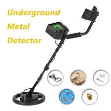 <b>100 240V Underground Metal Detector</b> gold Digger tester for mining ...