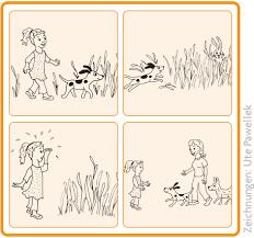 Klasse » akkusativobjekte » aufforderungssätze » direkte rede » die 4 fälle » prädikate » präpositionen » pronomen » silbentrennung » zeitformen; Bildergeschichte Schreiben In 7 Schritten Zum Erfolg Elternwissen Com