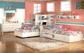 decoration: Twin Beds For Your Children Design Themes Kids White ...