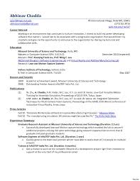 Resume Examples For Freshers Engineers Resume Templates for software Engineer Fresher 2