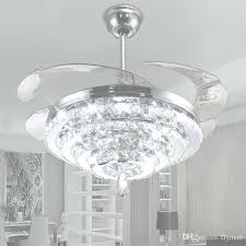 crystal chandelier ceiling fan led crystal chandelier fan lights invisible fan crystal regarding crystal chandelier ceiling