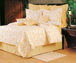 Seraphina Yellow Quilt and Bedding &  Adamdwight.com