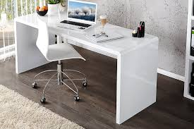 high gloss office furniture. Awesome Computer Desk In High Gloss White With Chrome Legs Intended For Office Furniture O