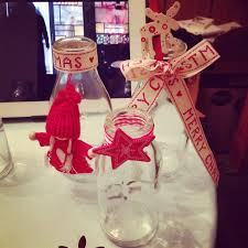 Decorative Milk Bottles 100 best Christmas Bottle Decorations and Ideas images on Pinterest 52