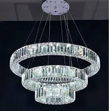 chandelier led lights three rings modern luxury crystal chandelier led lighting led chandelier light bulbs costco led chandelier lights costco