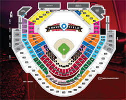 Chase Field Seating Chart Infield Reserve Ticket Dugout Arizona Diamondbacks Game Staff Employees