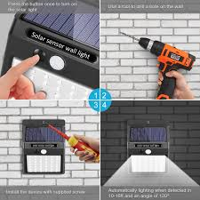 Executive Gun Safe Lighting Kit W Motion Switch Upgraded 42 Led Sezac Solar Lights Outdoor Solar Motion