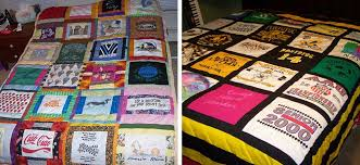 Quick and Easy T-Shirt Quilt Tutorial | National Quilters Circle & how-to-make-a-t-shirt-quilt-finished-quilts Adamdwight.com