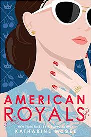 American Efird Color Chart Amazon Com American Royals 9781984830173 Katharine Mcgee
