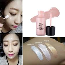 face makeup shimmer liquid highlighter natural eye face brightener long lasting 30ml in bronzers highlighters from beauty health on aliexpress